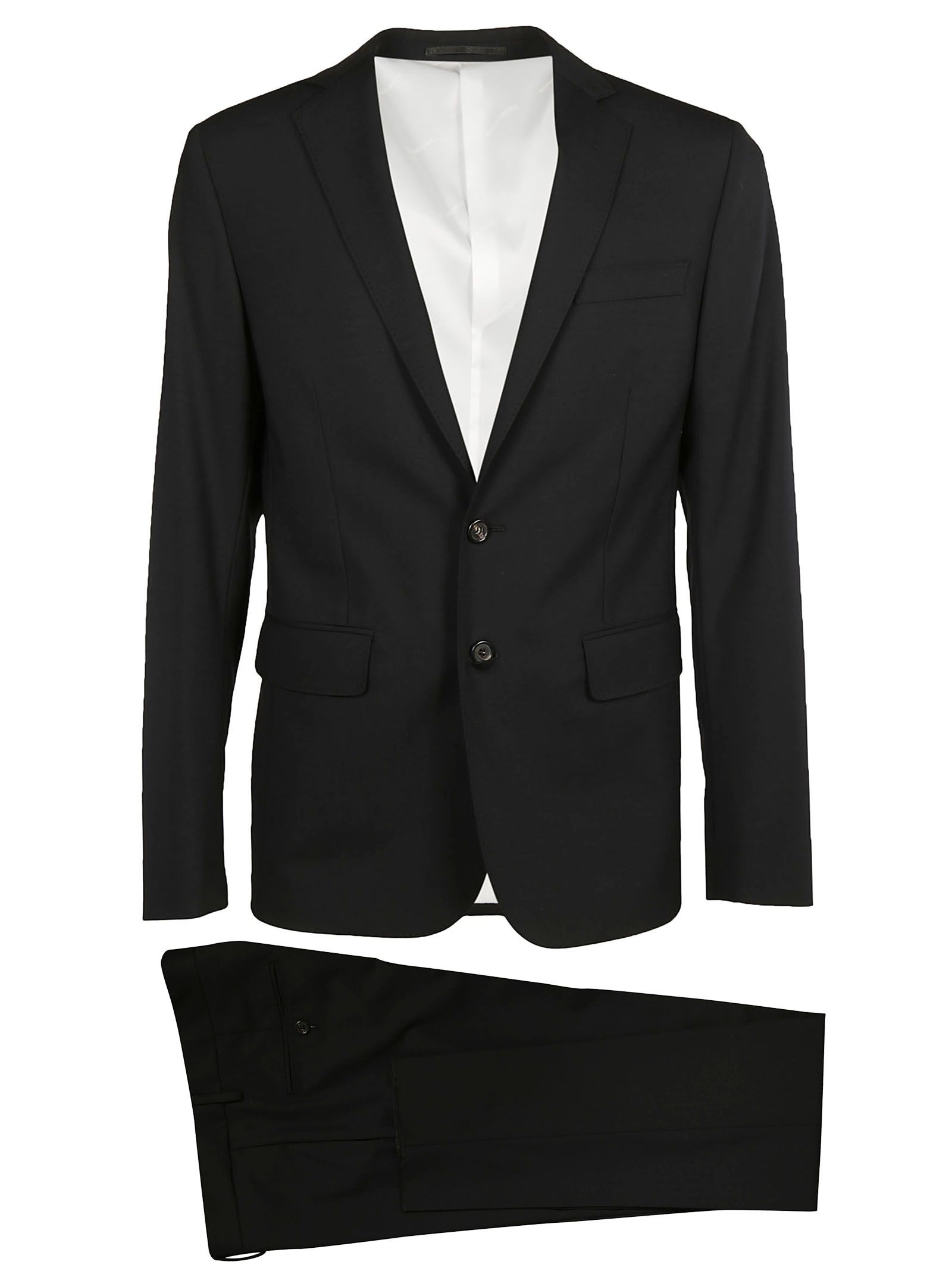 Dsquared2 Two-piece Capri Suit