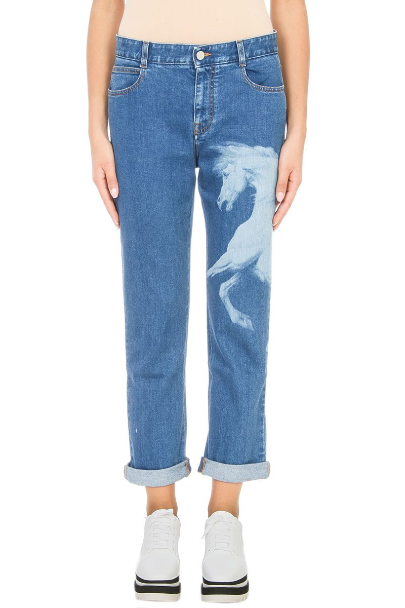 Stella McCartney Stretch-denim Jeans