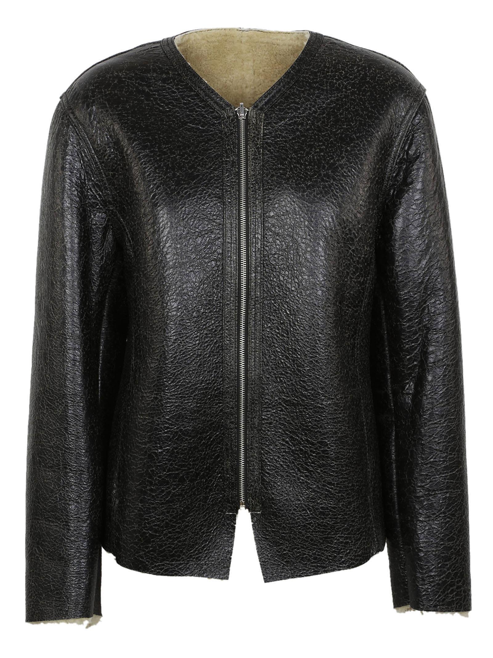 Isabel Marant Izy Vintage Sherling Jacket