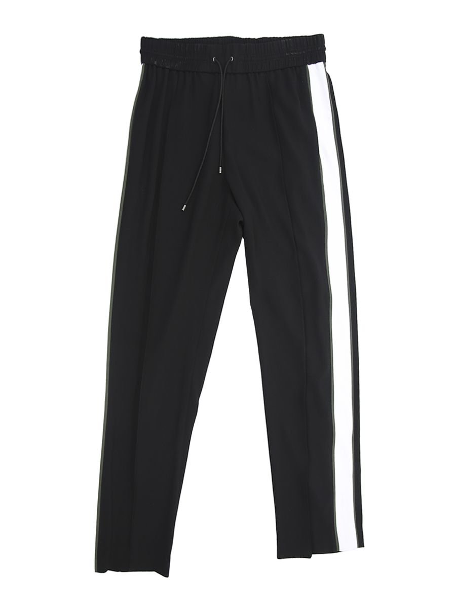 Acetate Drawstring Trousers
