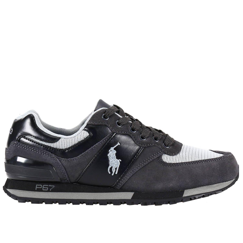 Sneakers Shoes Men Polo Ralph Lauren