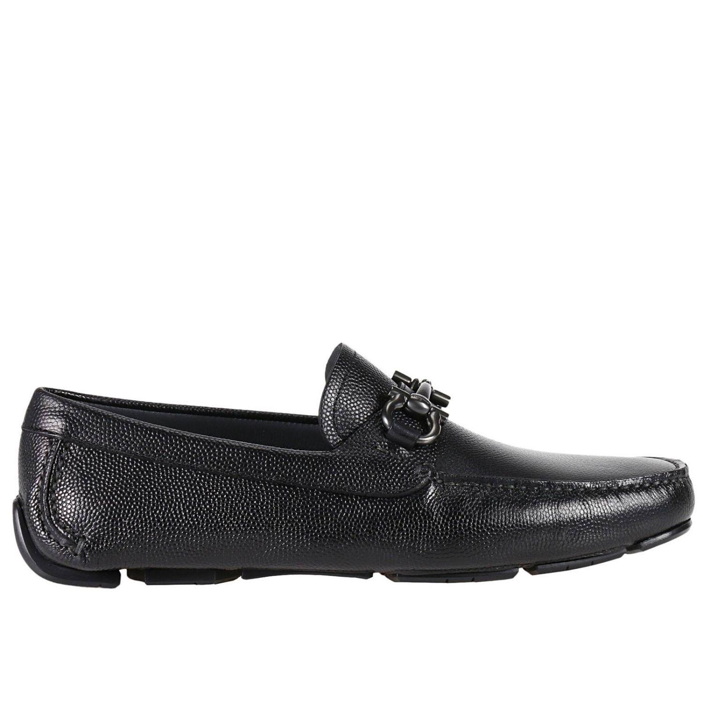 Loafers Shoes Men Salvatore Ferragamo