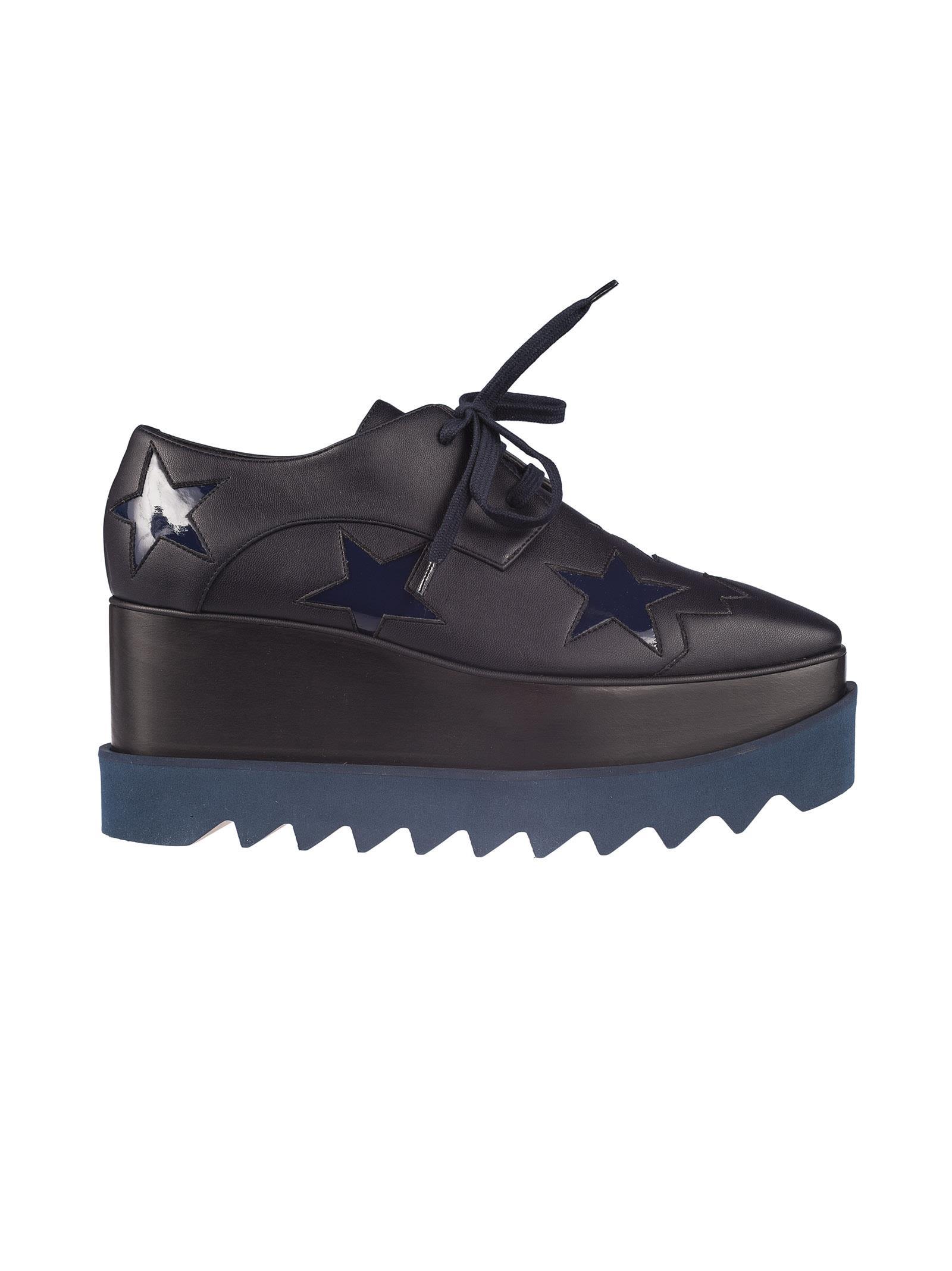 Stella Mccartney Star Elyse Platform Derby Shoes
