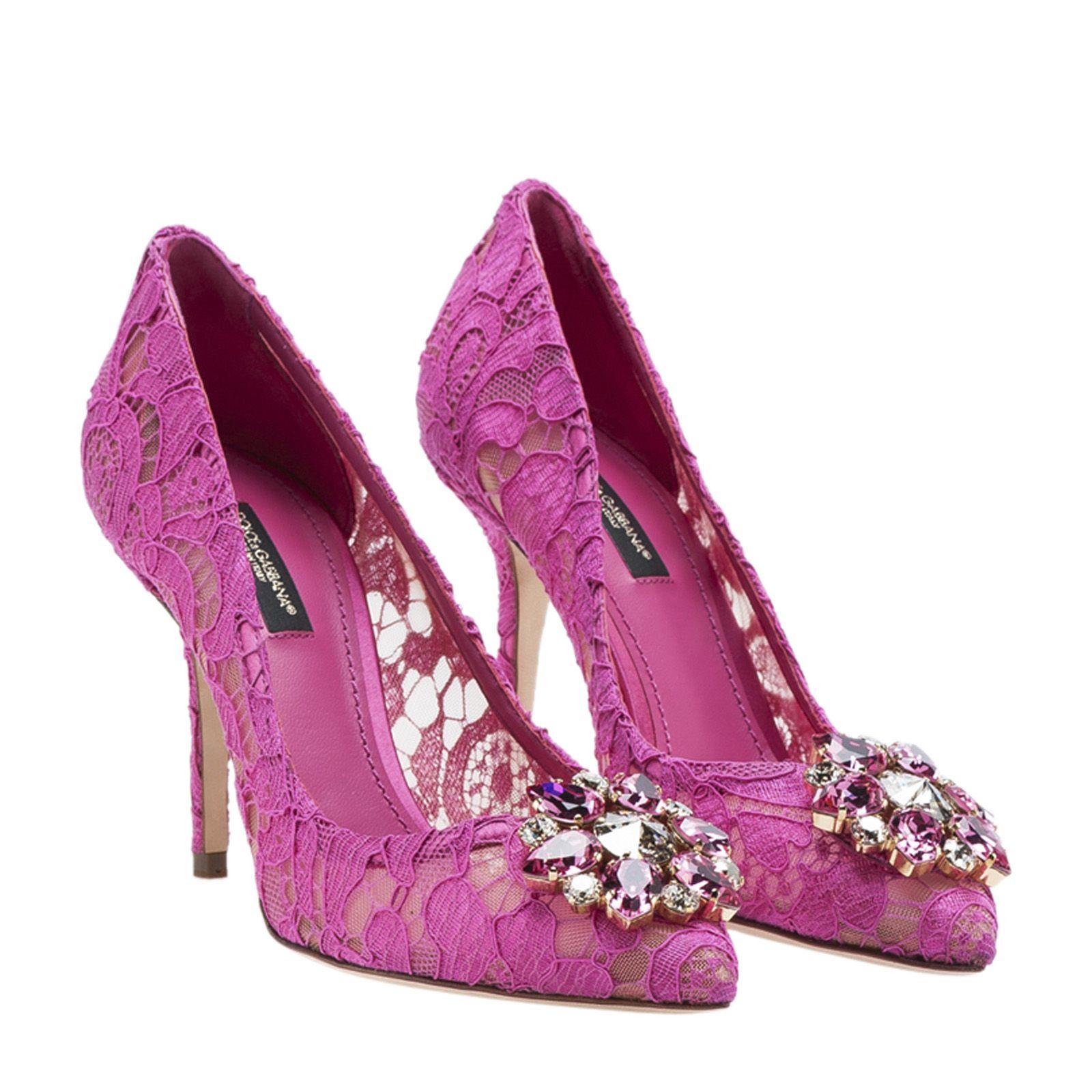 Dolce & Gabbana Suedes BELLUCI PUMPS
