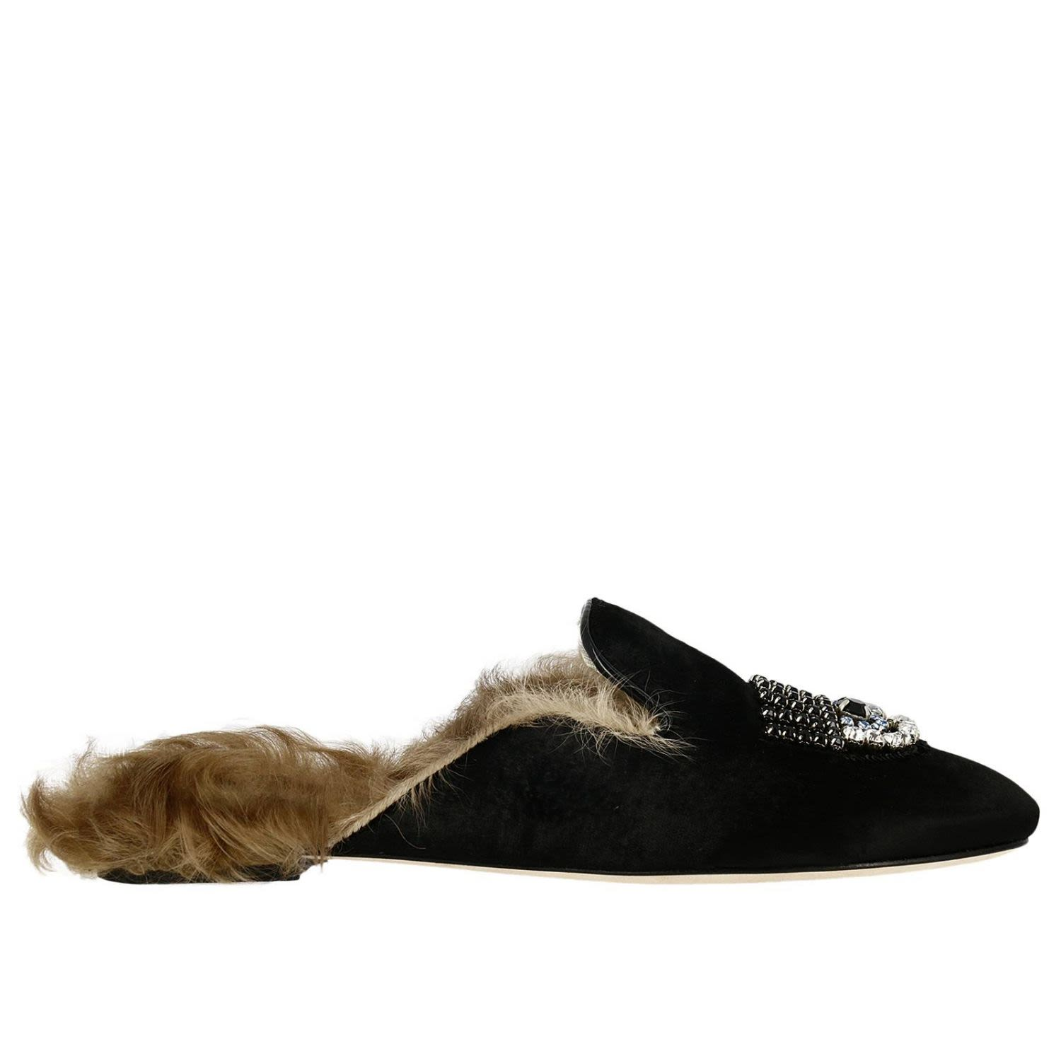 chiara ferragni ballet flats shoes women chiara ferragni black women 39 s flat shoes italist. Black Bedroom Furniture Sets. Home Design Ideas