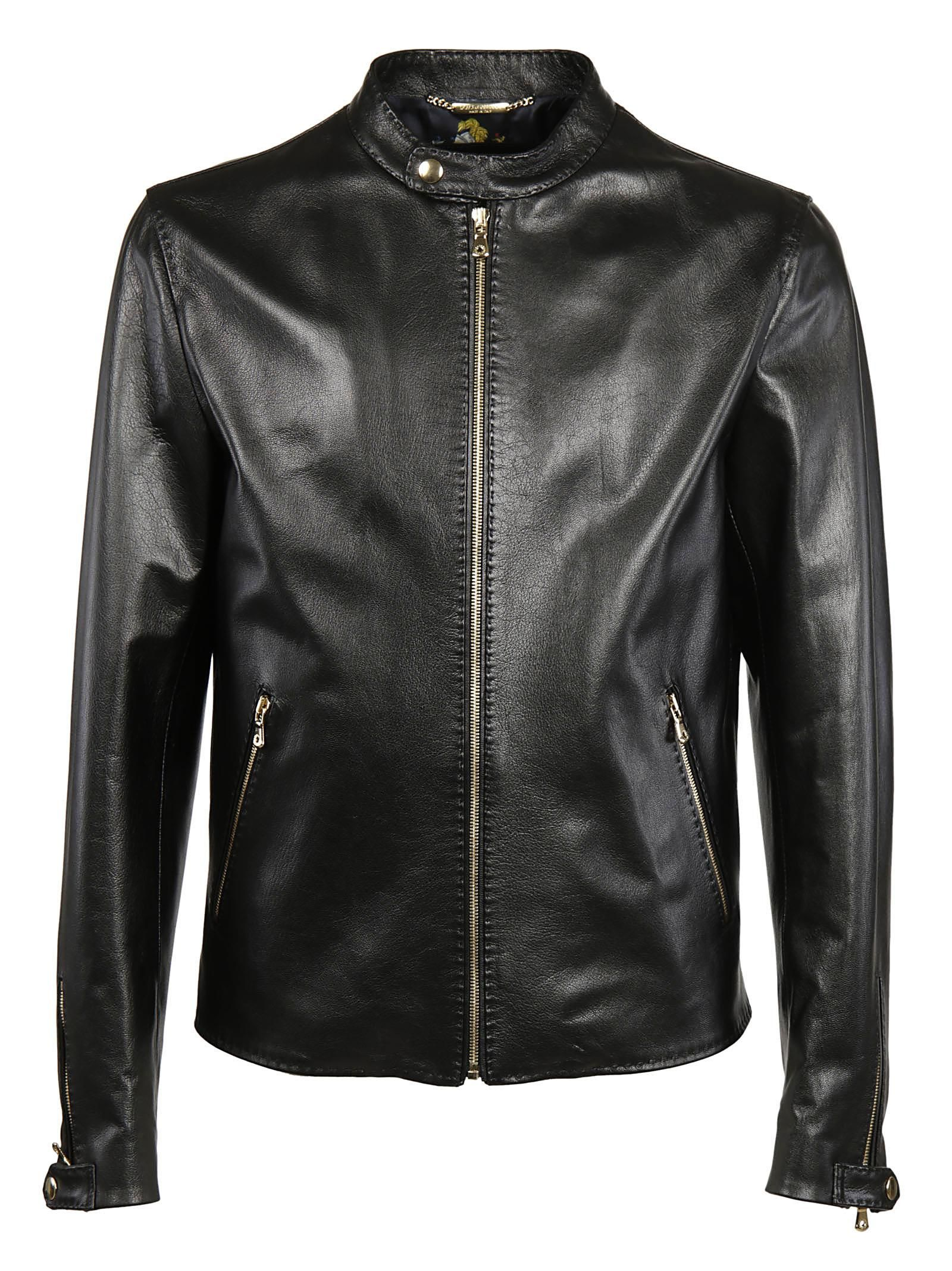 Dolce & Gabbana Zip-up Jacket