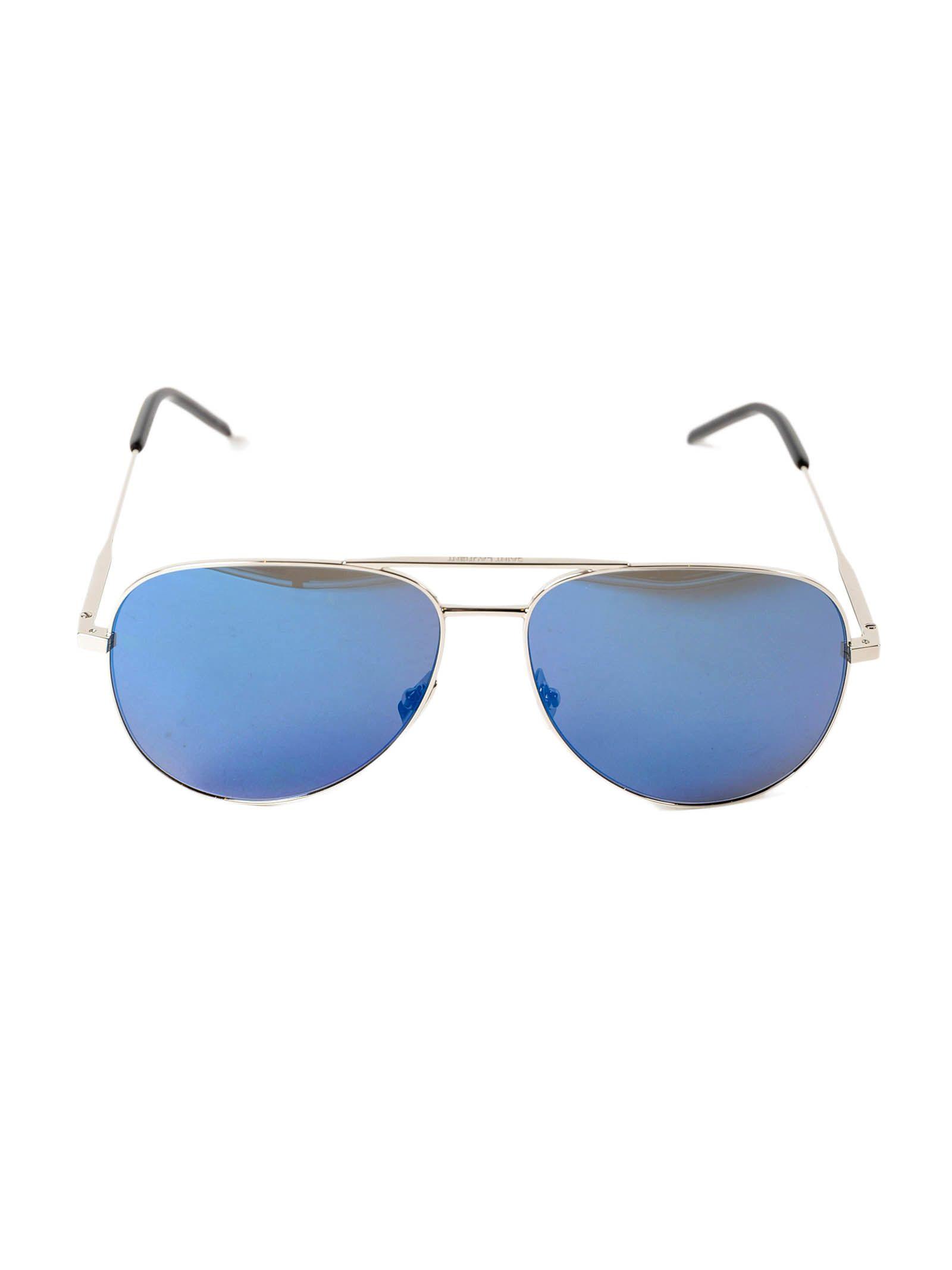 Saint Laurent Ysl Classic Metal Sunglasses