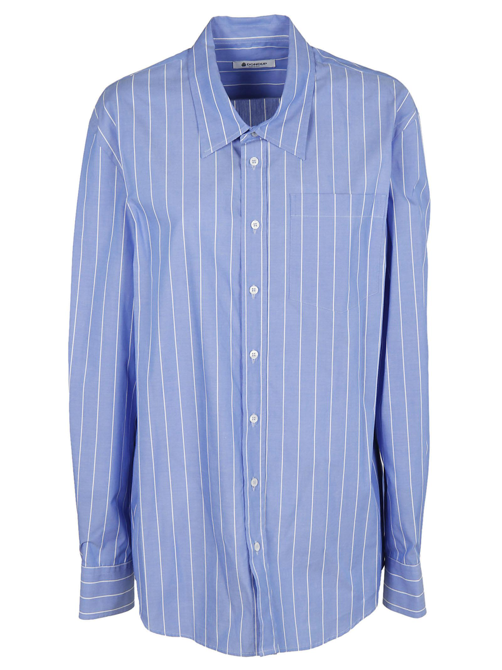 Dondup Striped Shirt