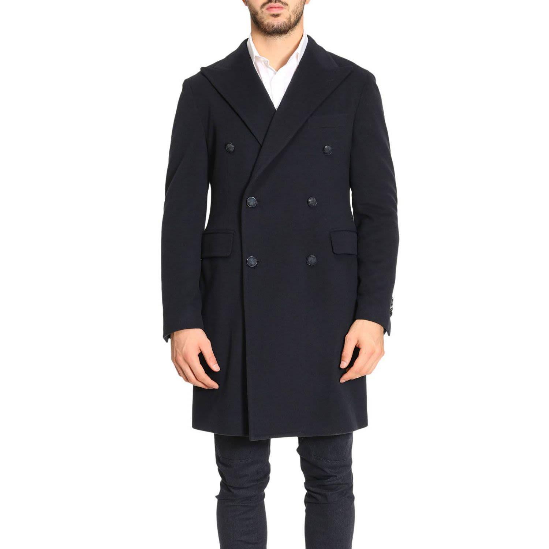 Coat Coat Men Tagliatore