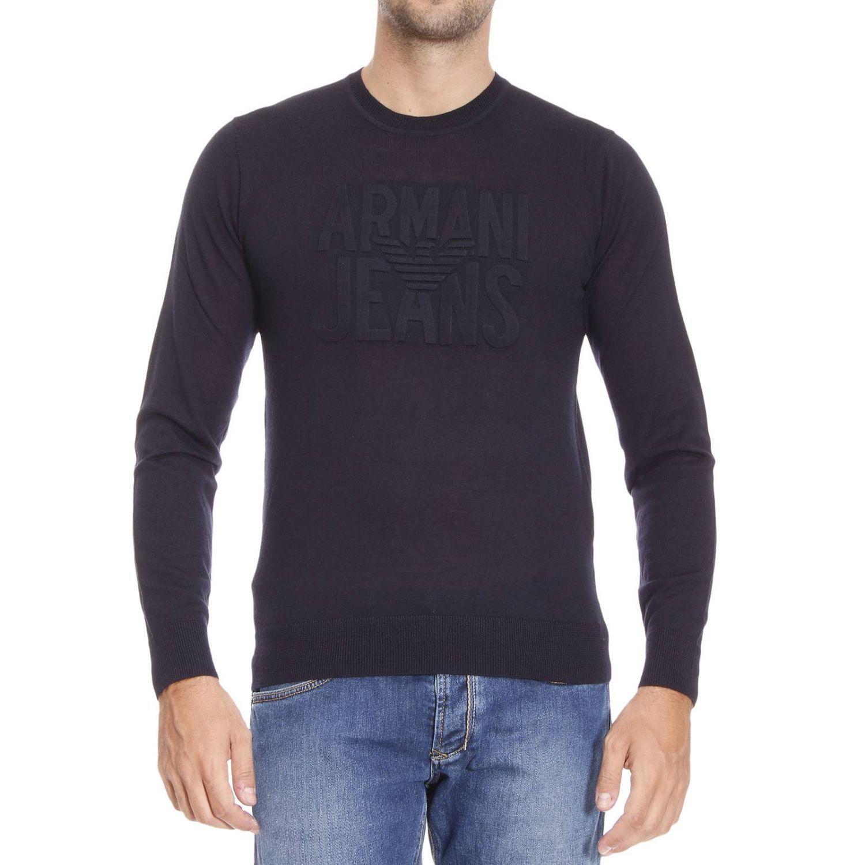 Sweater Sweater Man Armani Jeans
