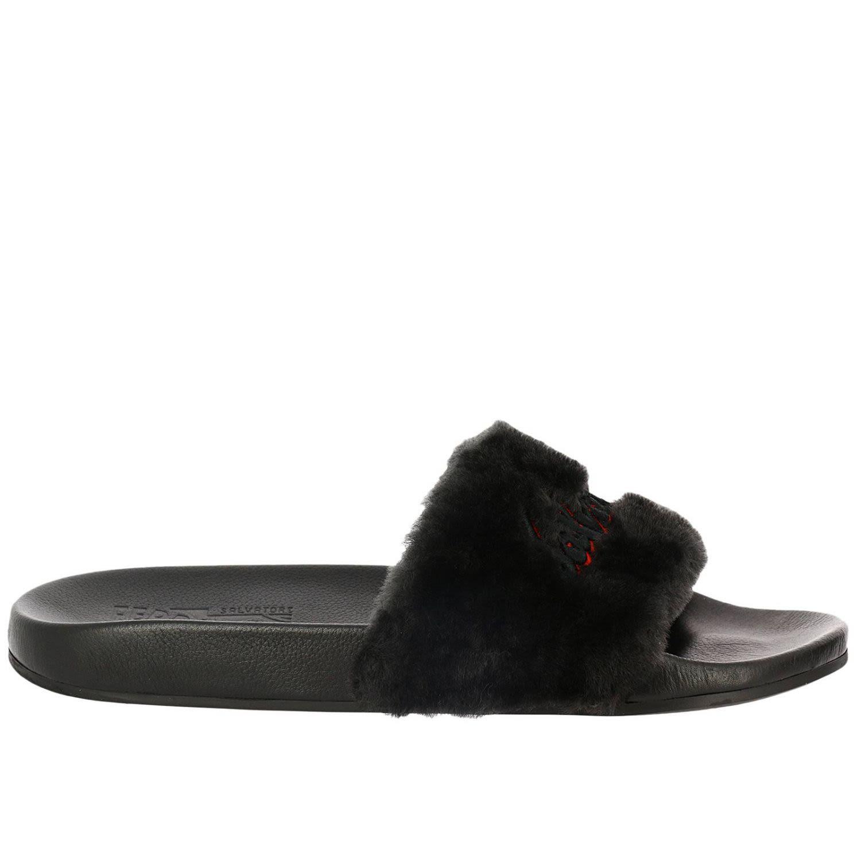 Sandals Shoes Men Salvatore Ferragamo