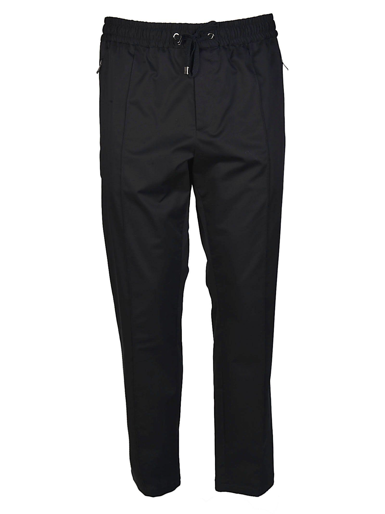 Dolce & Gabbana Straight Leg Track Pants