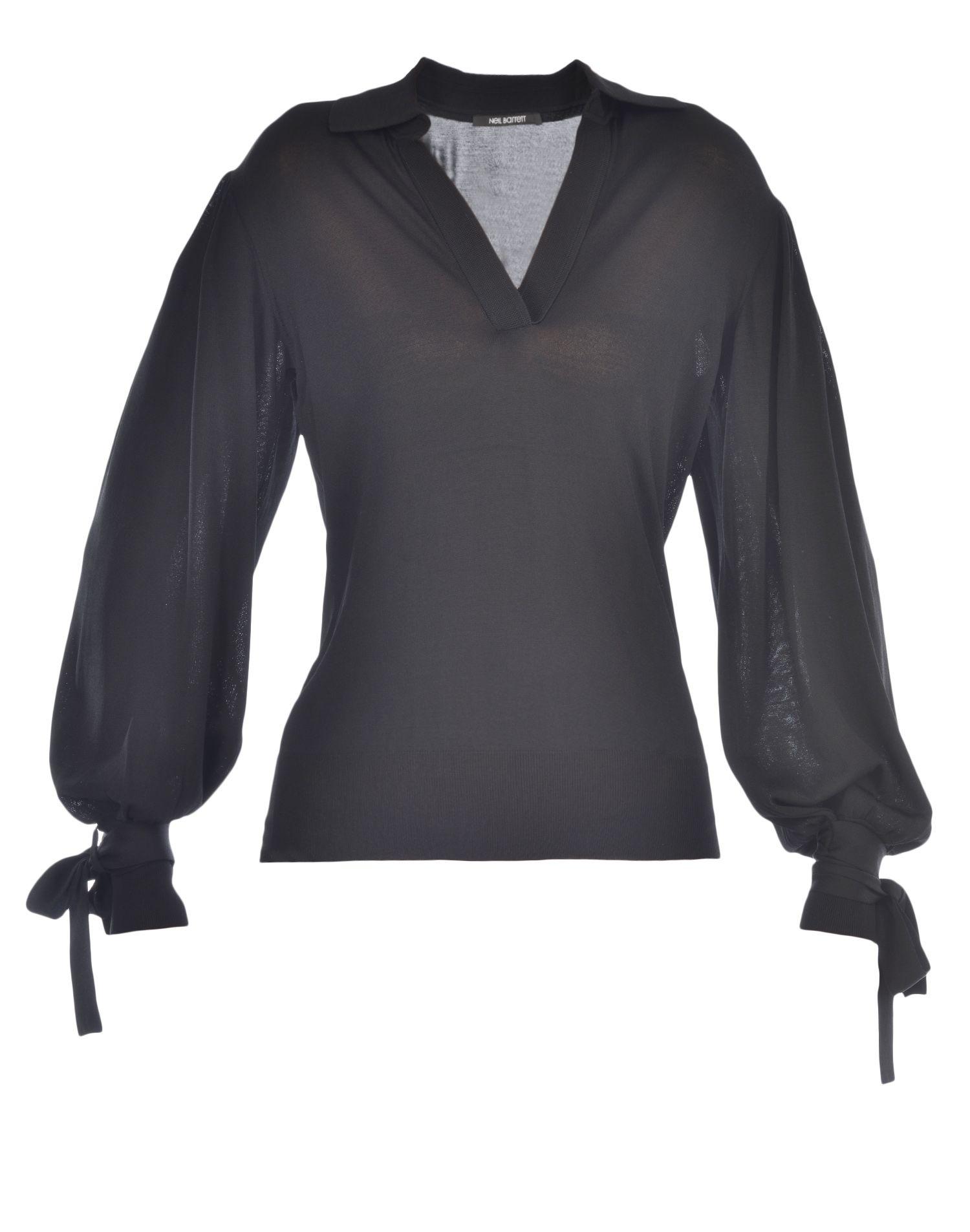 Neil Barrett Sheer Sweater
