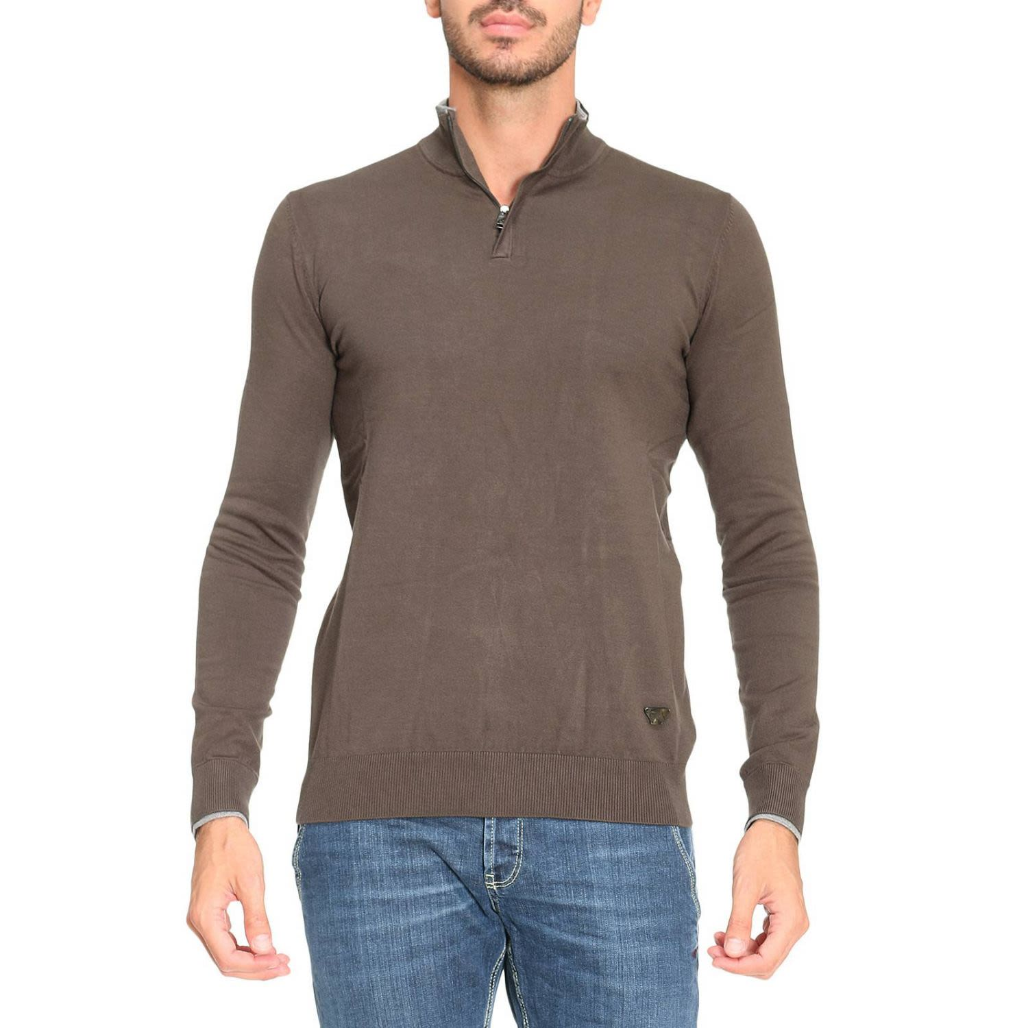 Sweater Sweater Men Armani Jeans