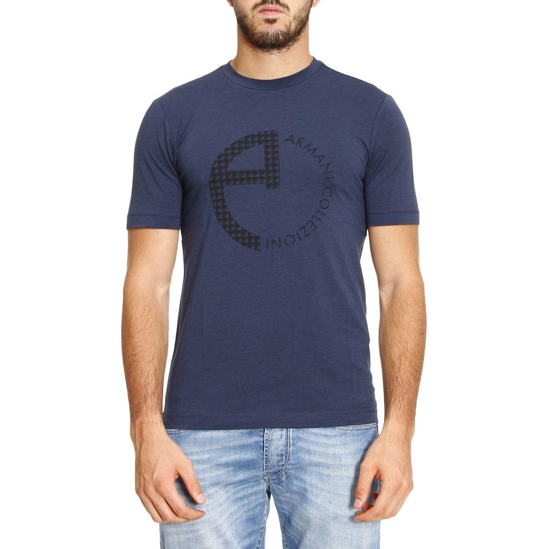 T-shirt T-shirt Men Armani Collezioni