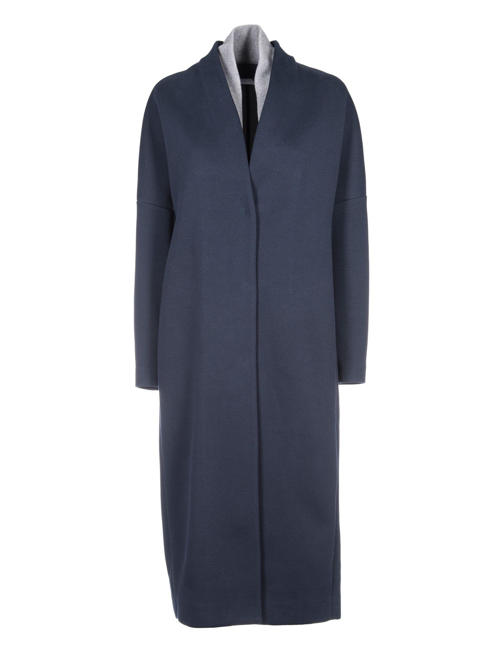 Fabiana Filippi V-neck Coat