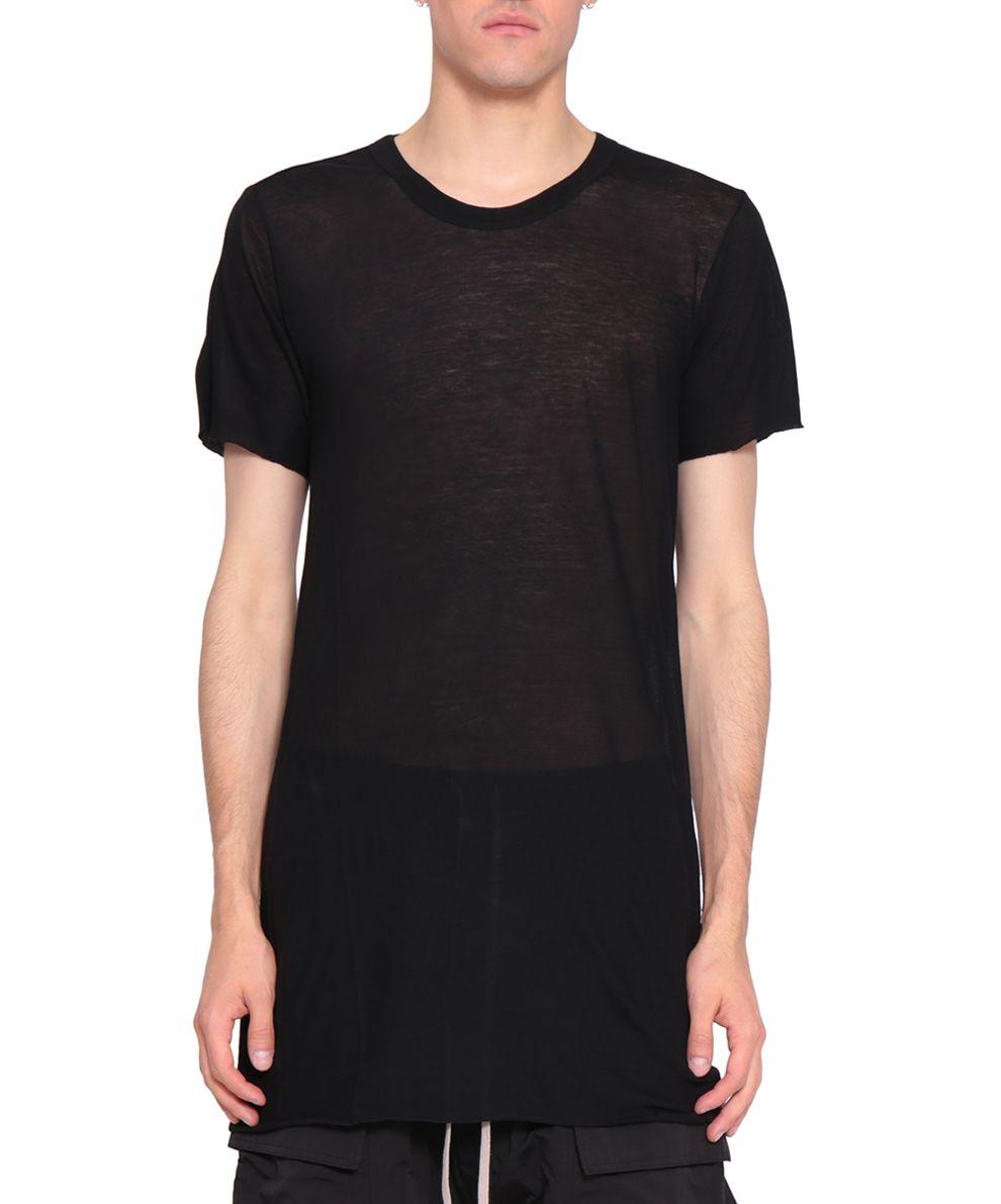 Rick Owens Basic Cotton T-shirt