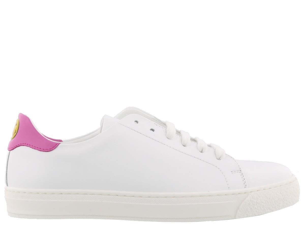 Anya Hindmarch Tennis Wink Sneakers