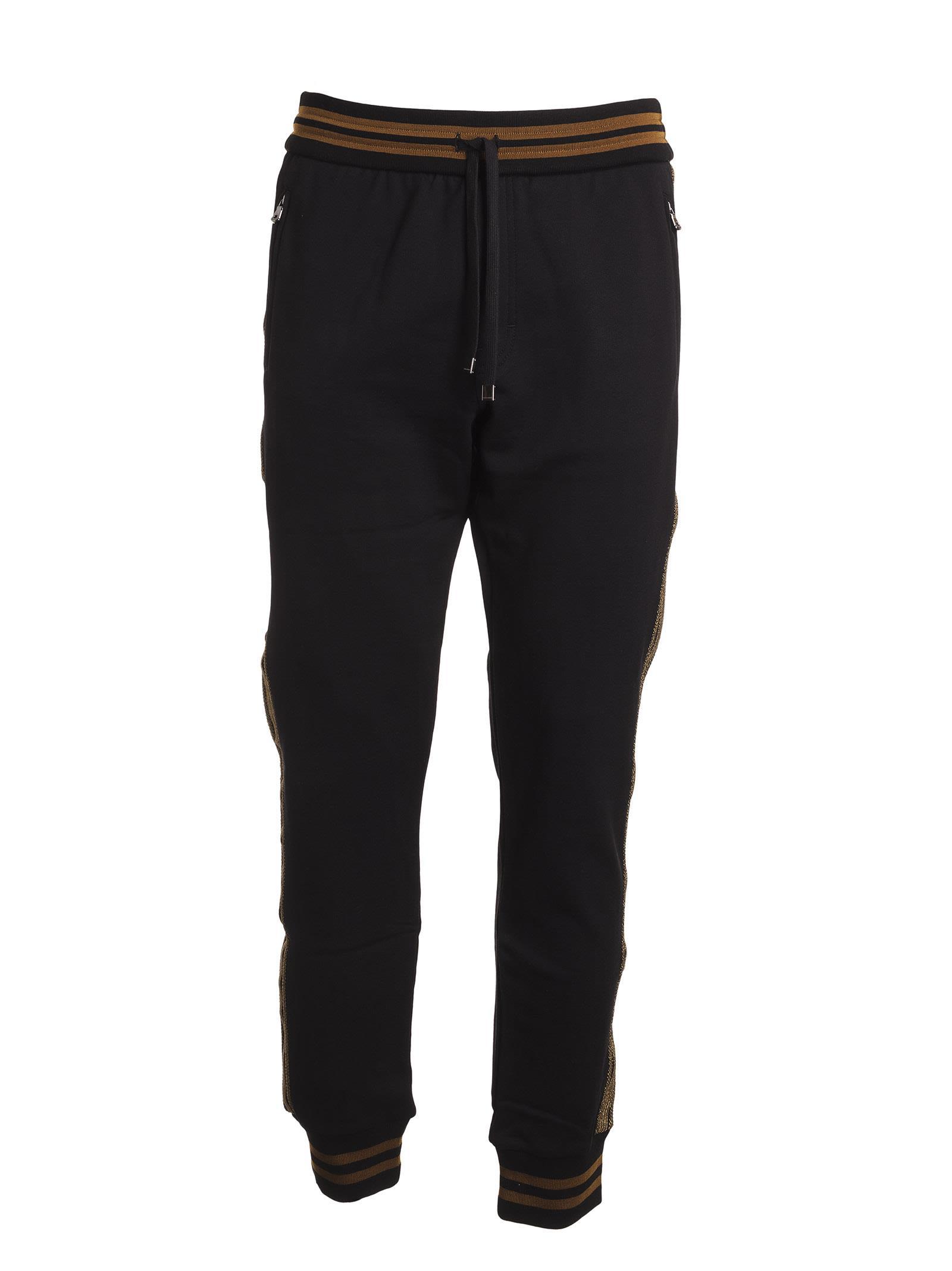 Dolce & Gabbana Heraldic Sicilia Track Pants