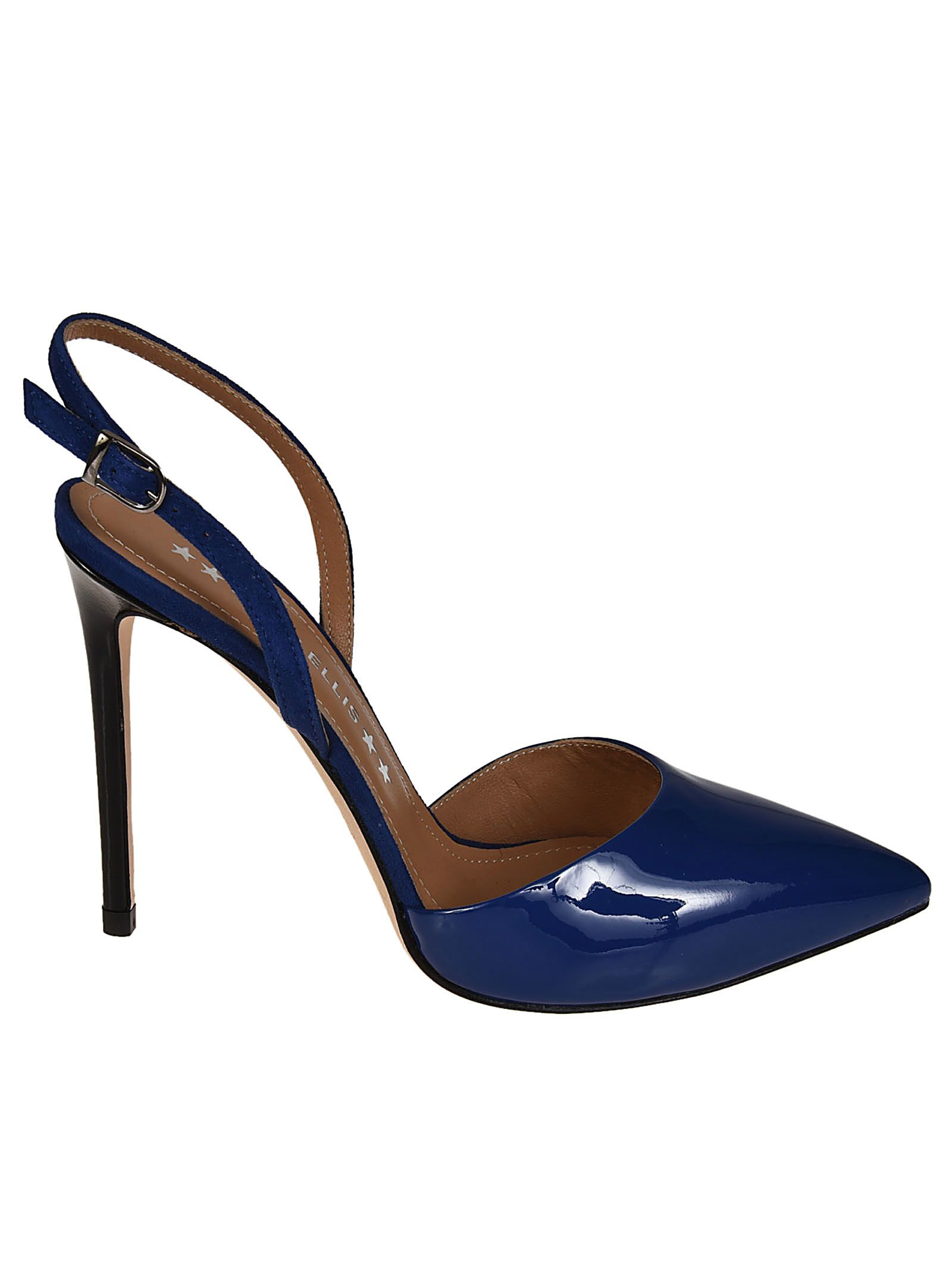 Marc Ellis Slingback Pumps