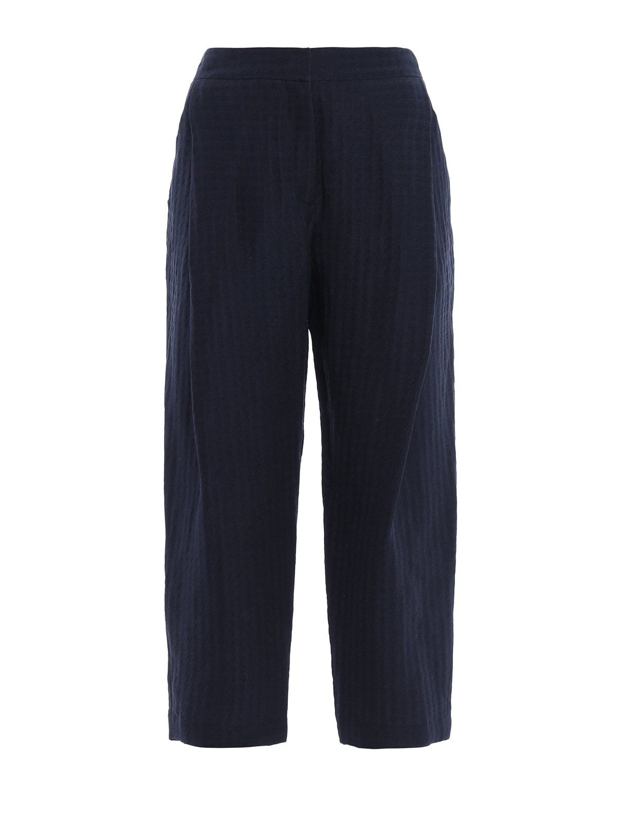 Armani Collezioni Embroidered Trousers
