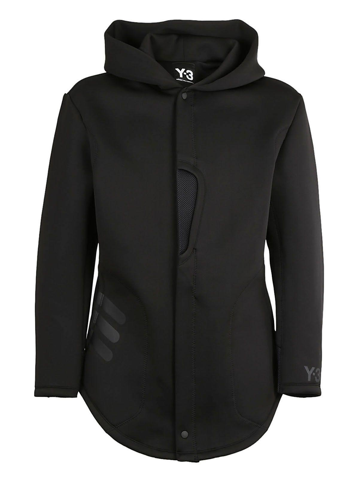 Adidas Y-3 Hooded Jacket