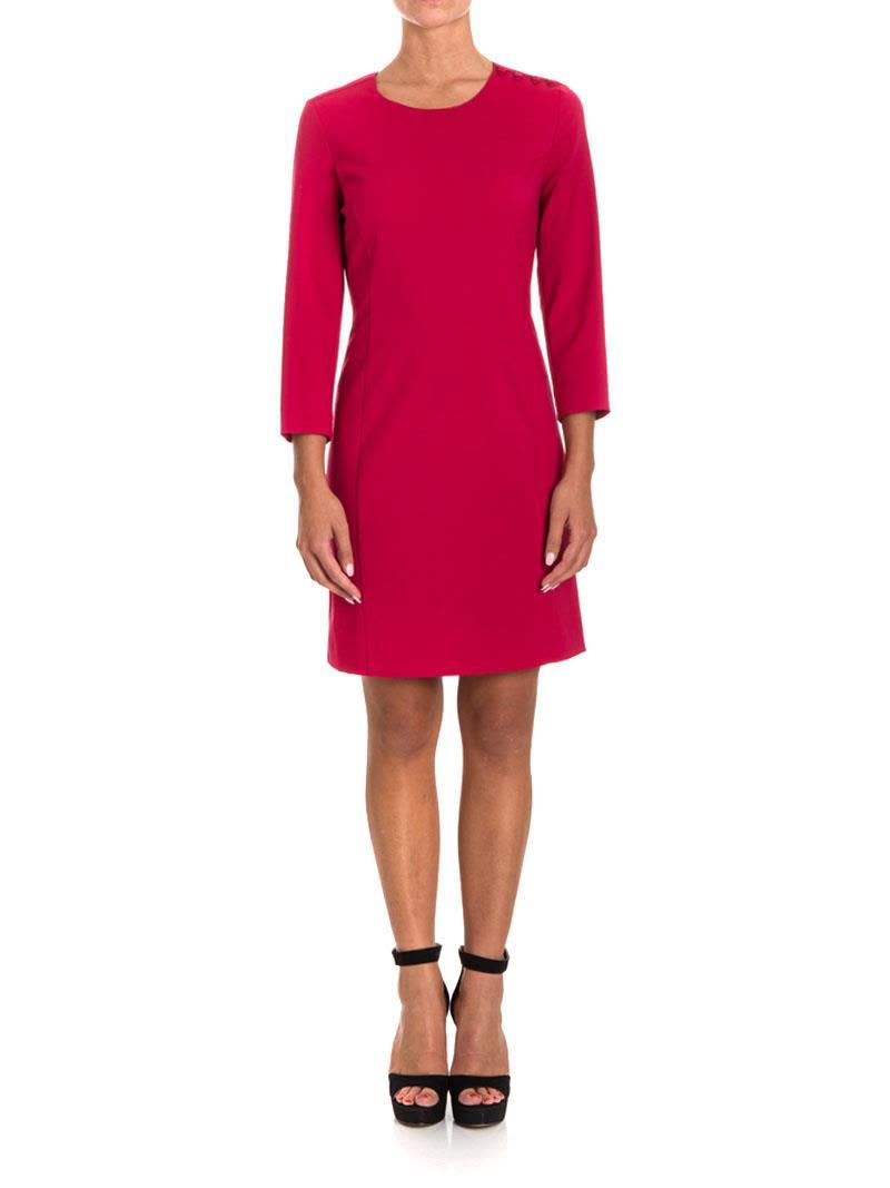 Armani Jeans Virgin Wool Blend Dress