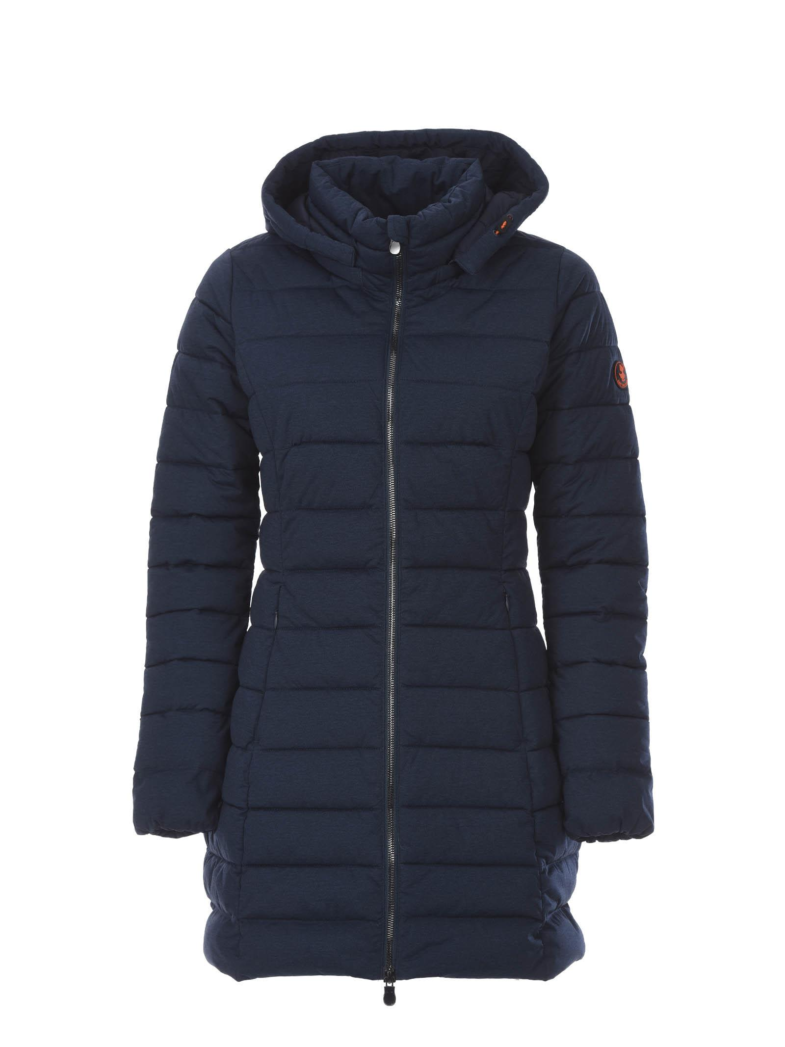 Save The Duck Down Jacket Angy5 Blue