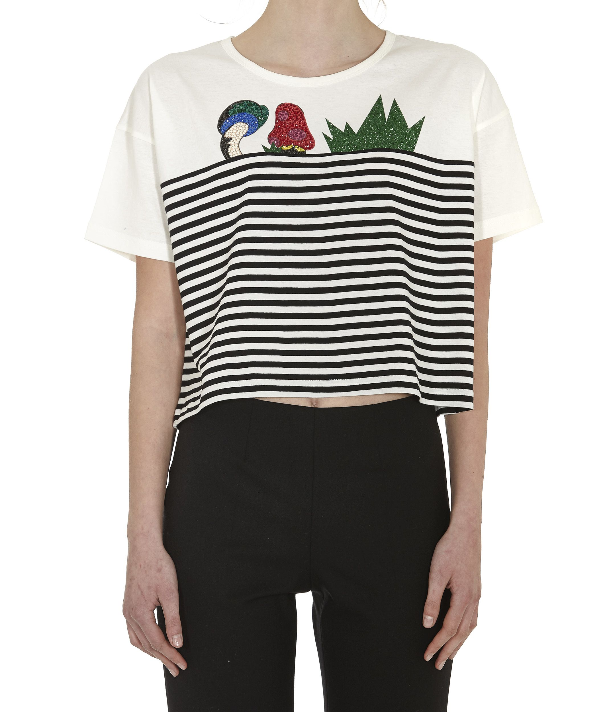 Marc Jacobs Cropped Tshirt