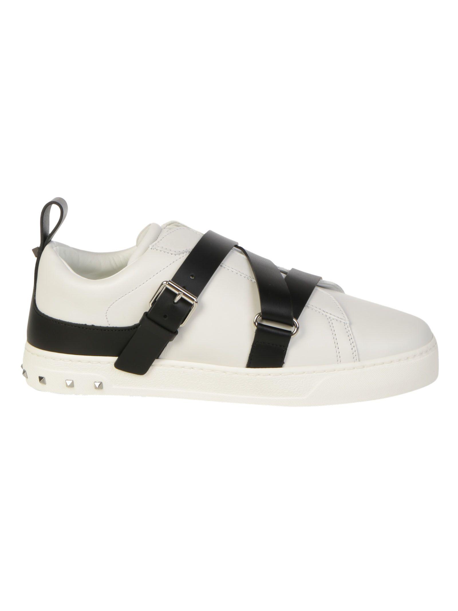 valentino garavani valentino garavani sneakers nero bianco women 39 s sneakers italist. Black Bedroom Furniture Sets. Home Design Ideas