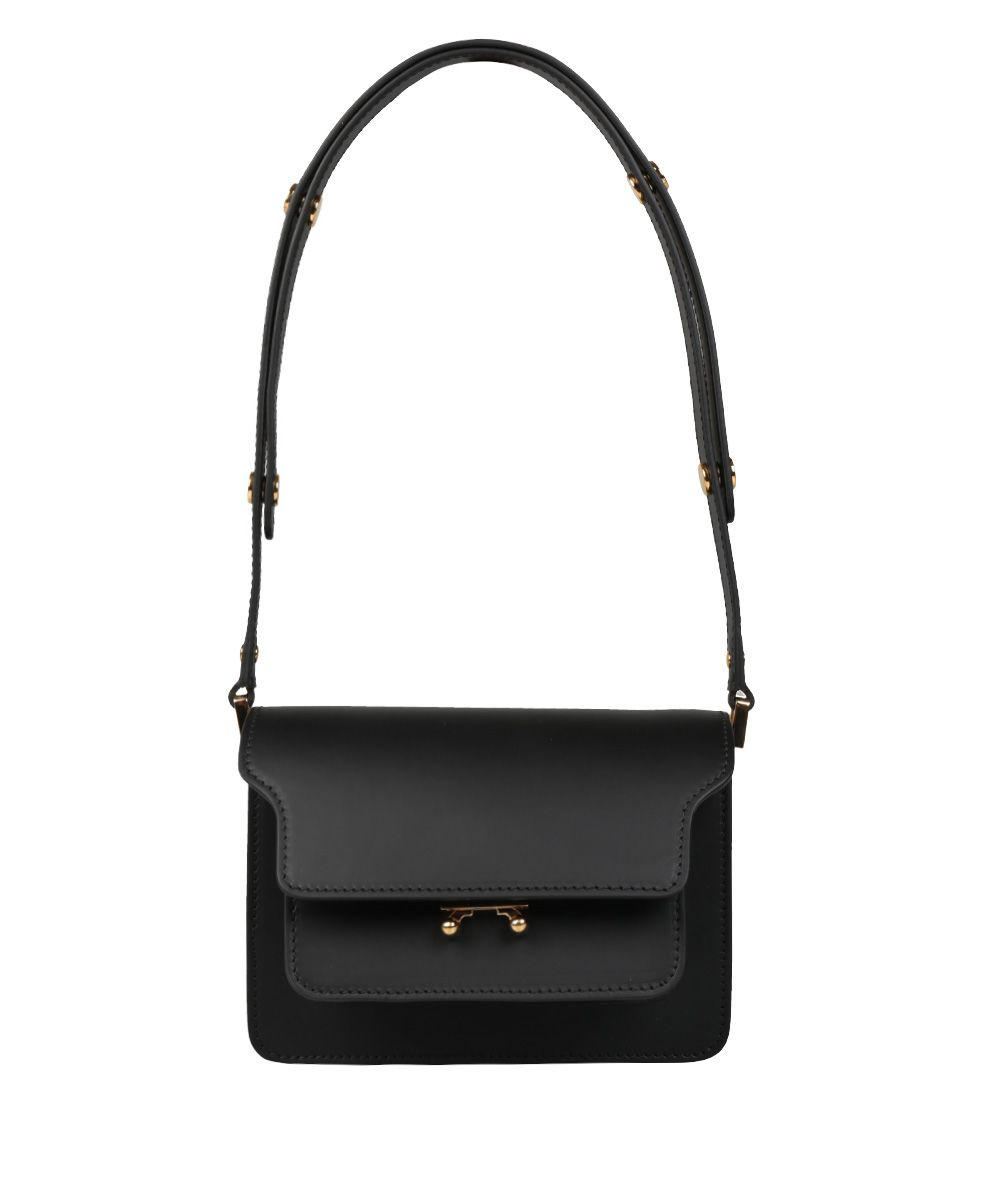 Marni Trunk Small Leather Bag