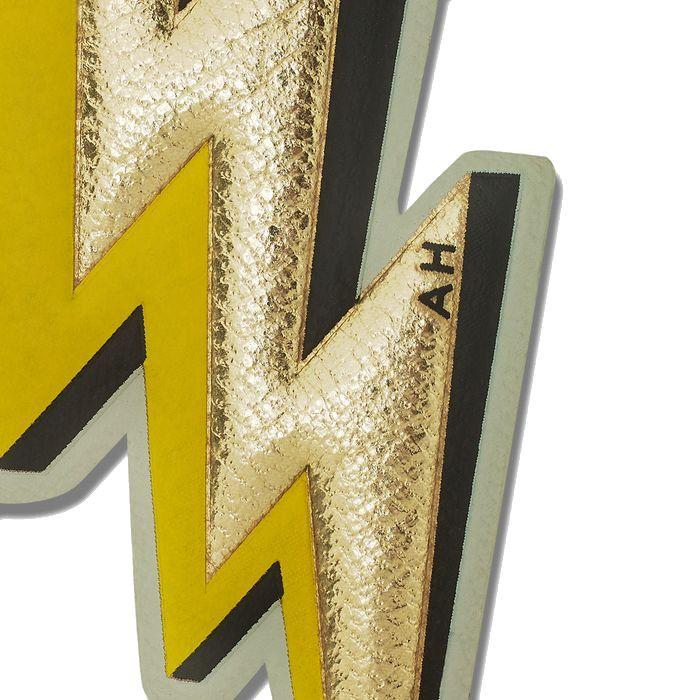 Anya Hindmarch Lightning Bolt Sticker