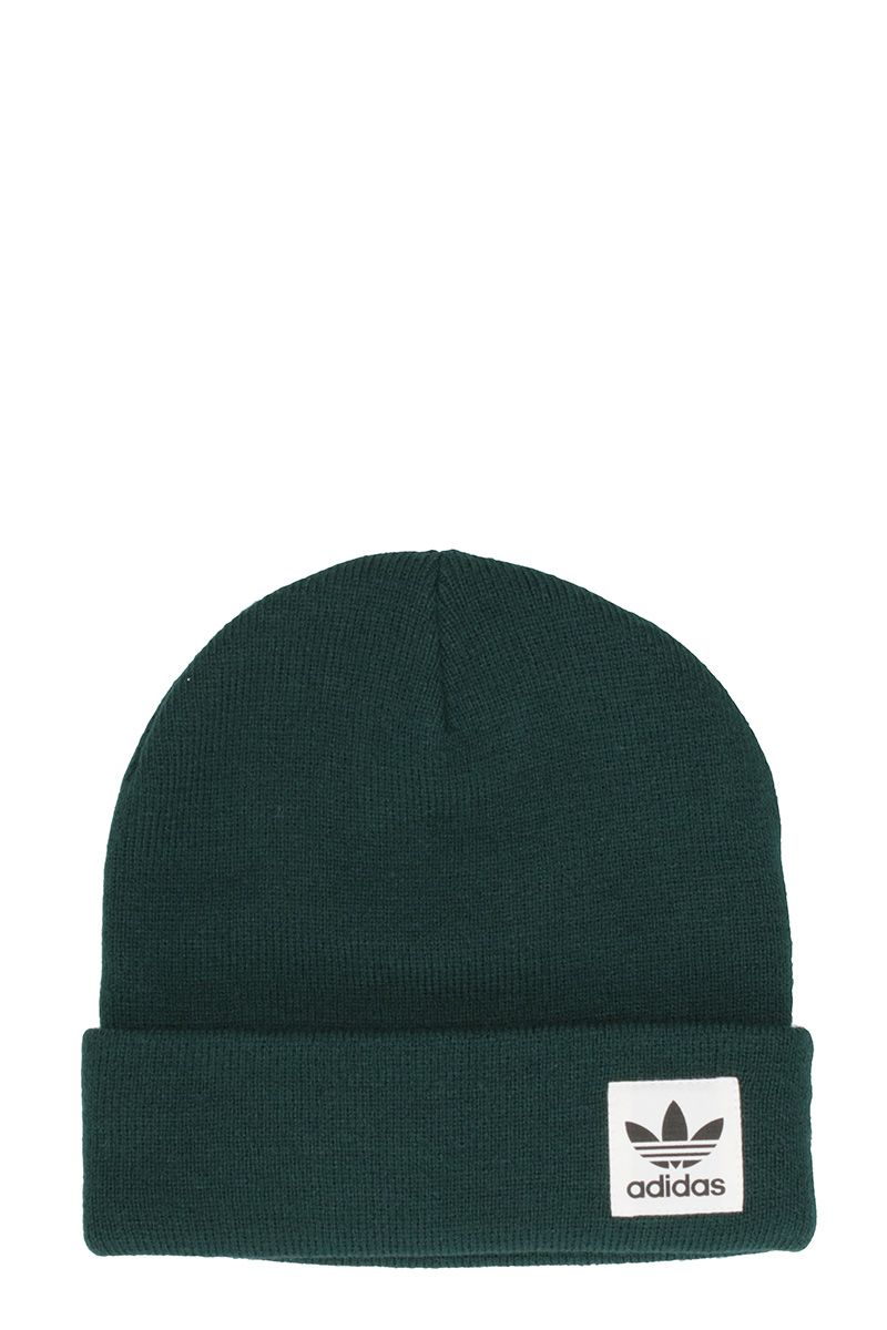 Adidas Originals WOOL GREEN BEANIE
