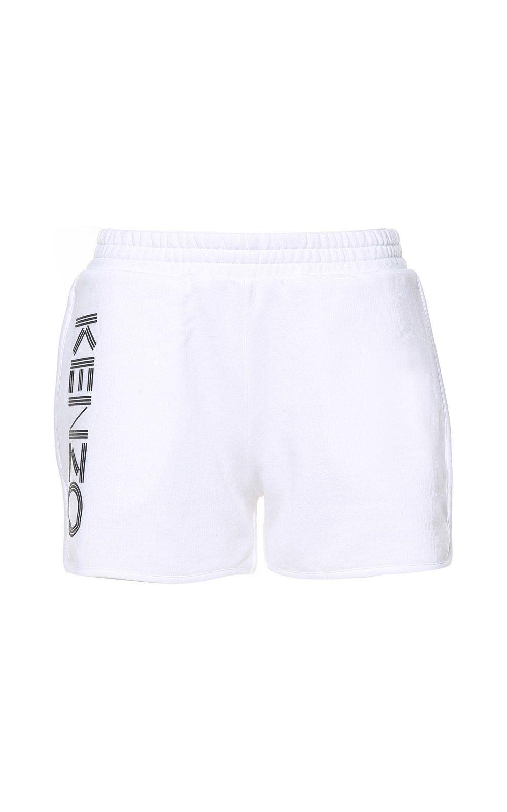 Kenzo Kenzo Paris Cotton-fleece Shorts