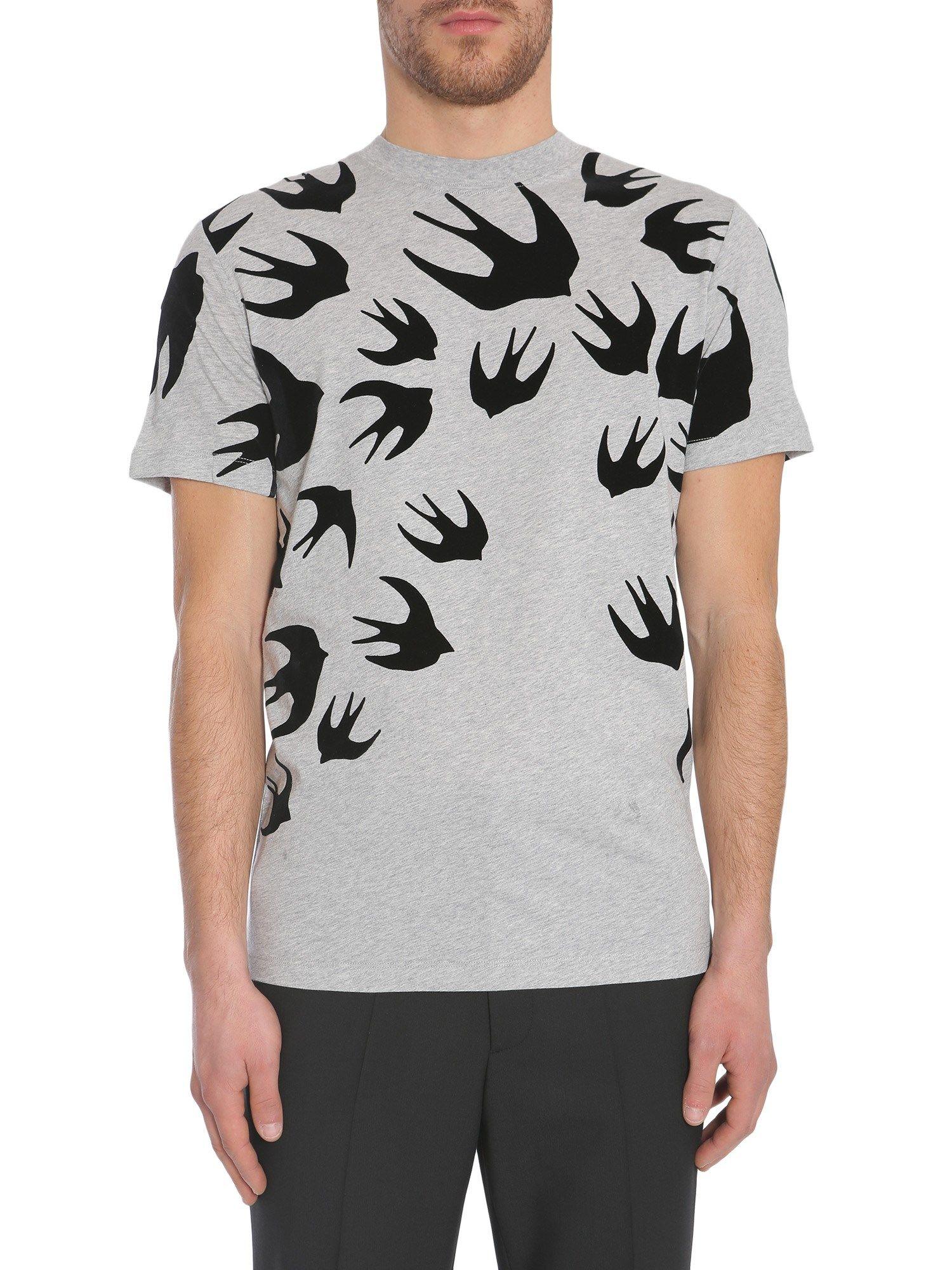 Round Collar T-shirt