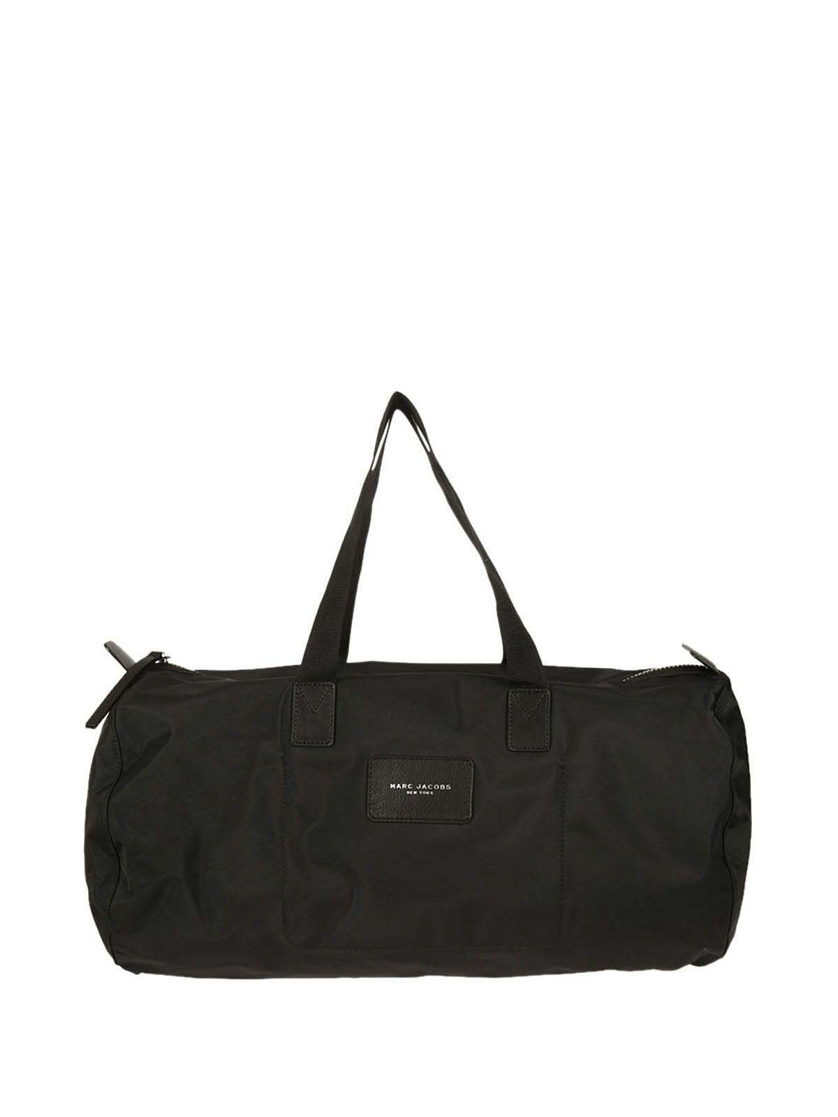 Marc Jacobs Logo Patch Duffle Bag