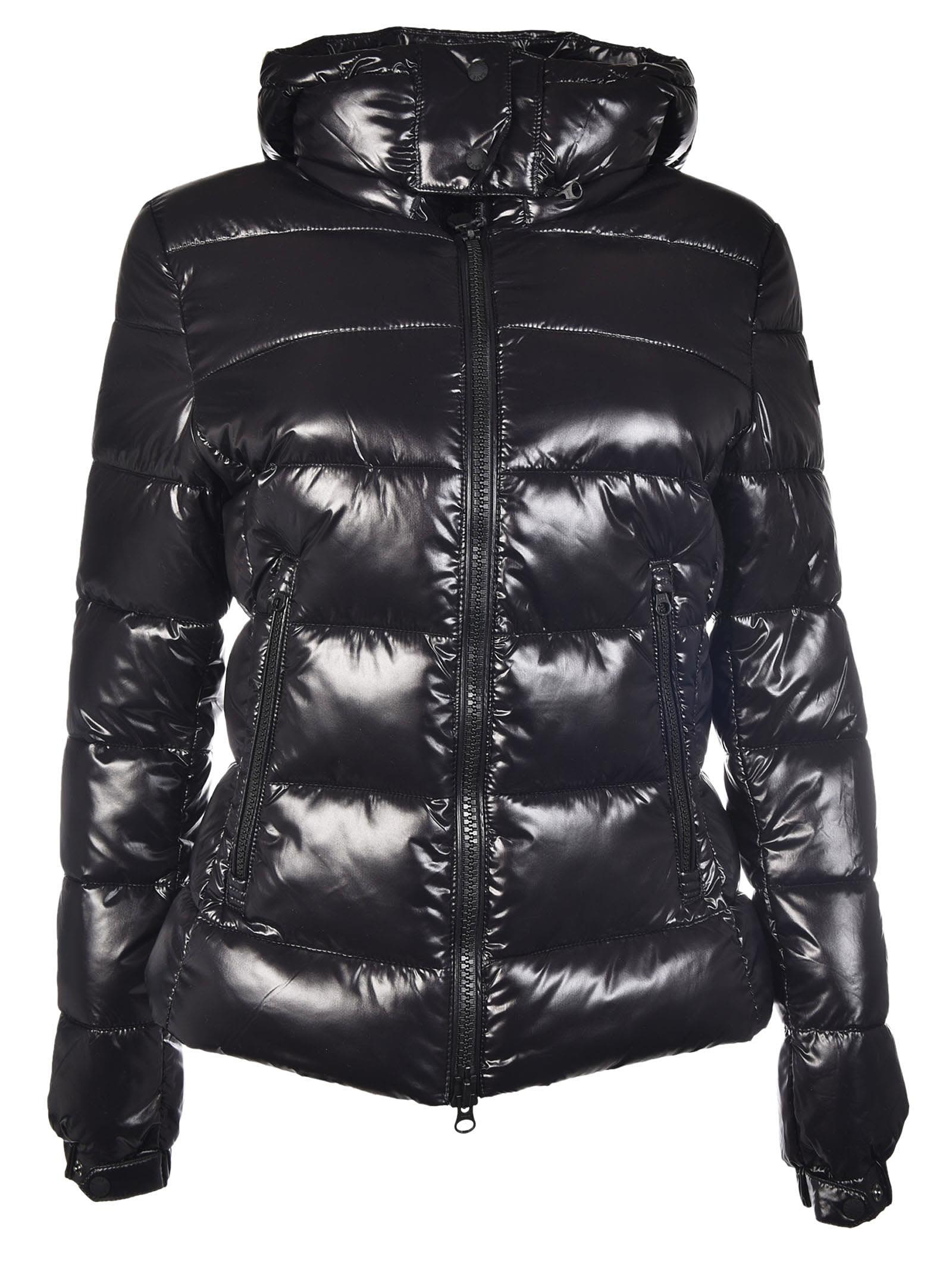 Save The Duck Fitted Puffer Jacket