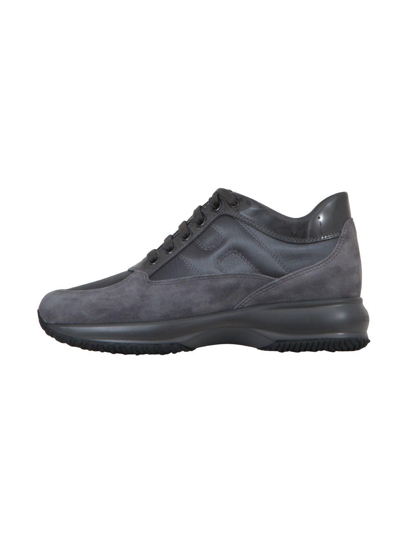 Hogan Satin Interactive Sneaker