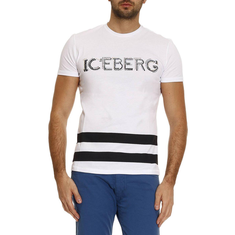 T-shirt T-shirt Men Iceberg