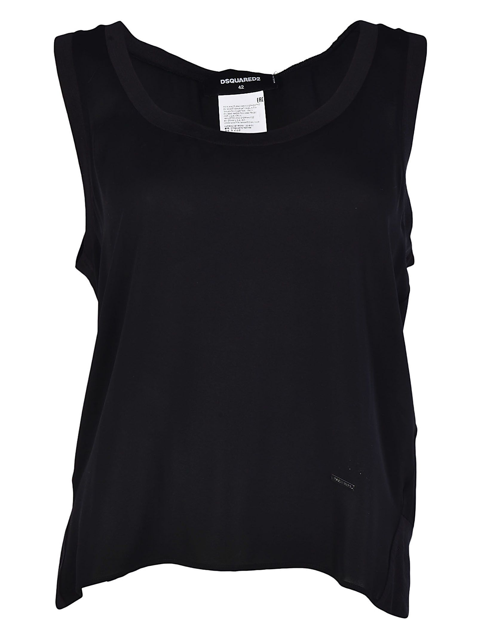 Dsquared2 Jersey Tank Top