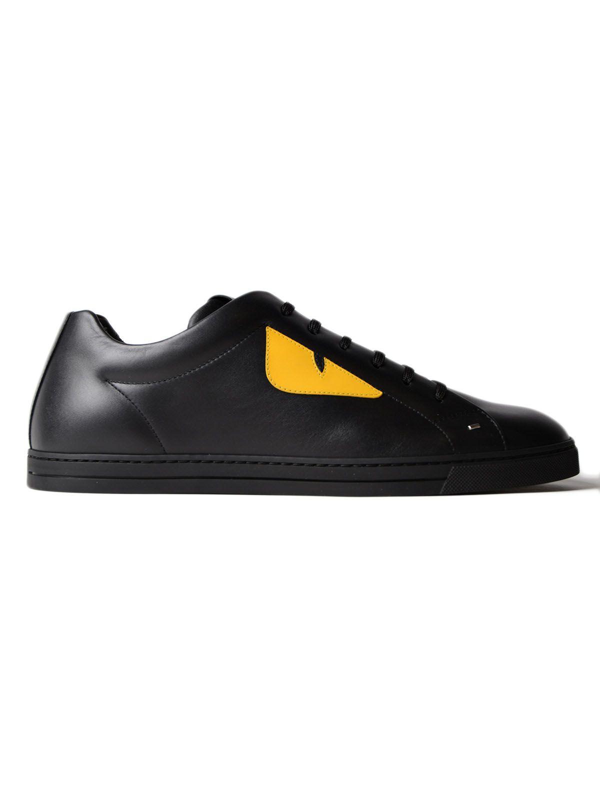 Fendi Low Top eyes Sneakers