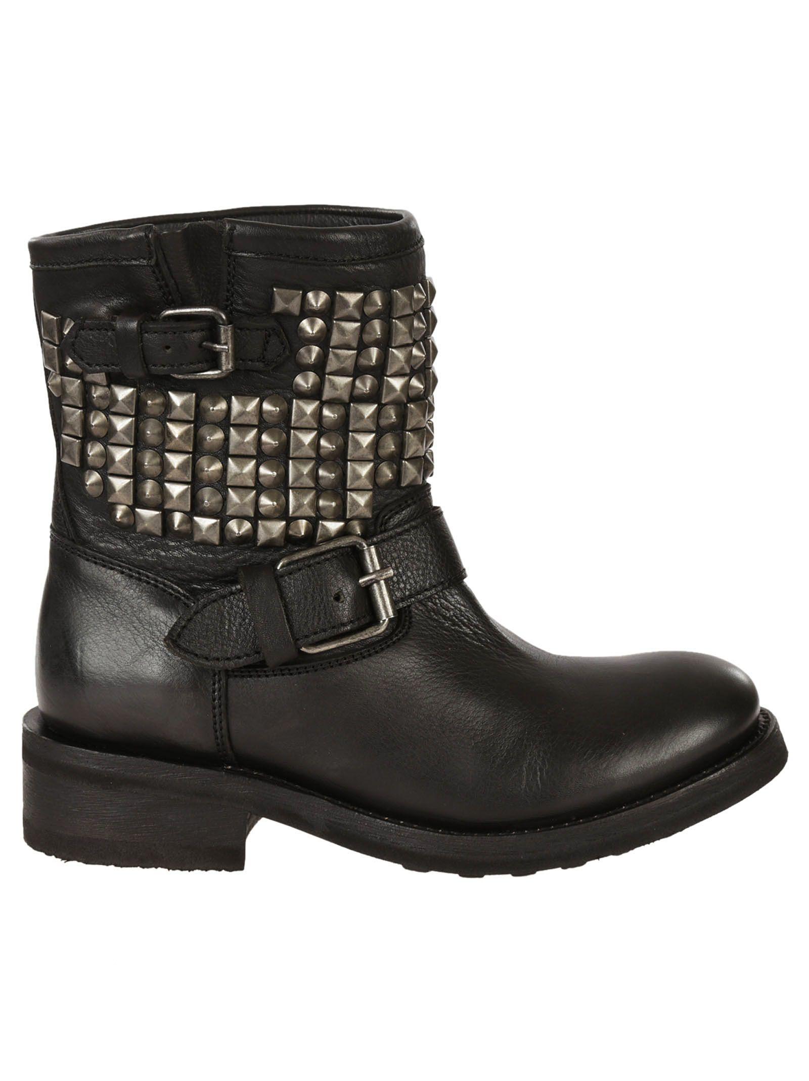 Ash Trap Ankle Boots