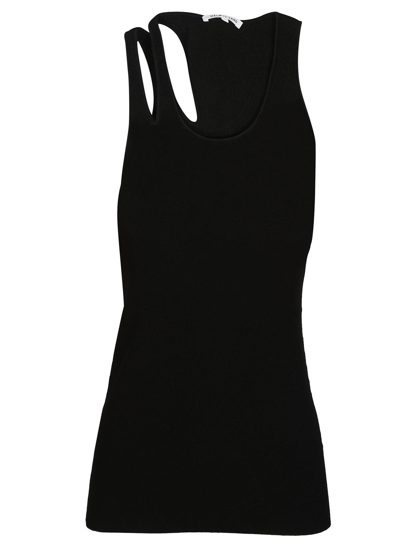 Helmut Lang Slashed Tank Top