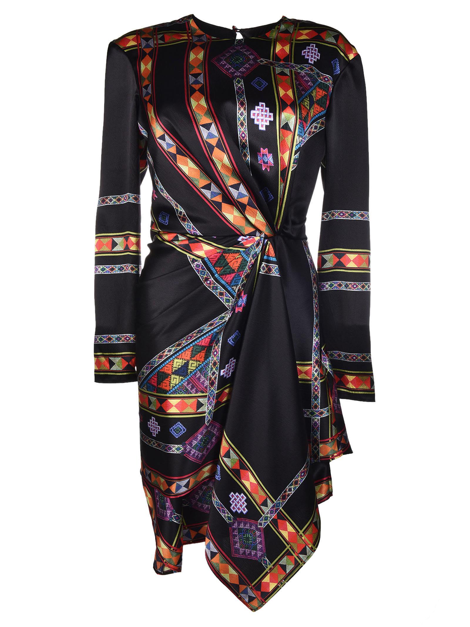 Etro Pattern Print Dress