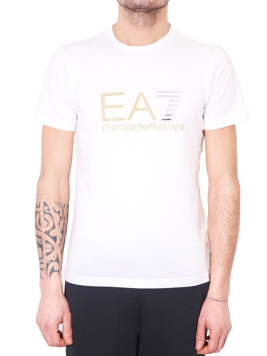 Emporio Armani Ea7 - T-shirt With Logo