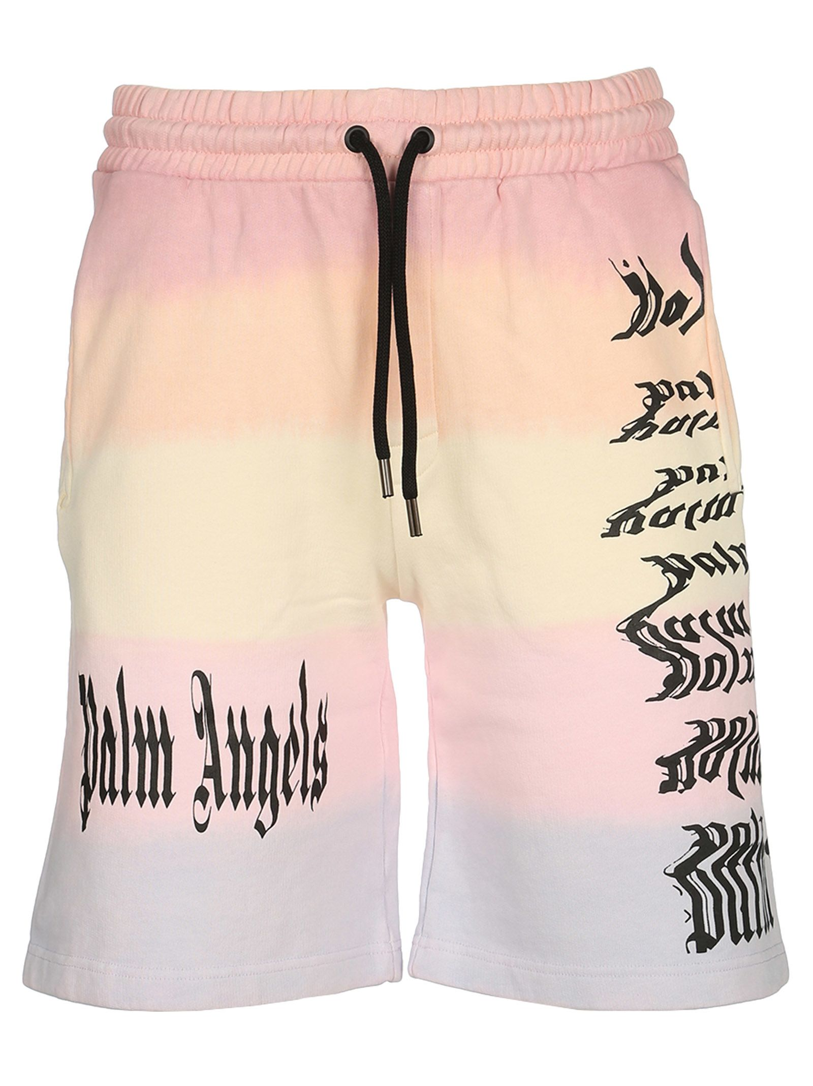 Palm Angels Gothic Rainbow Shorts