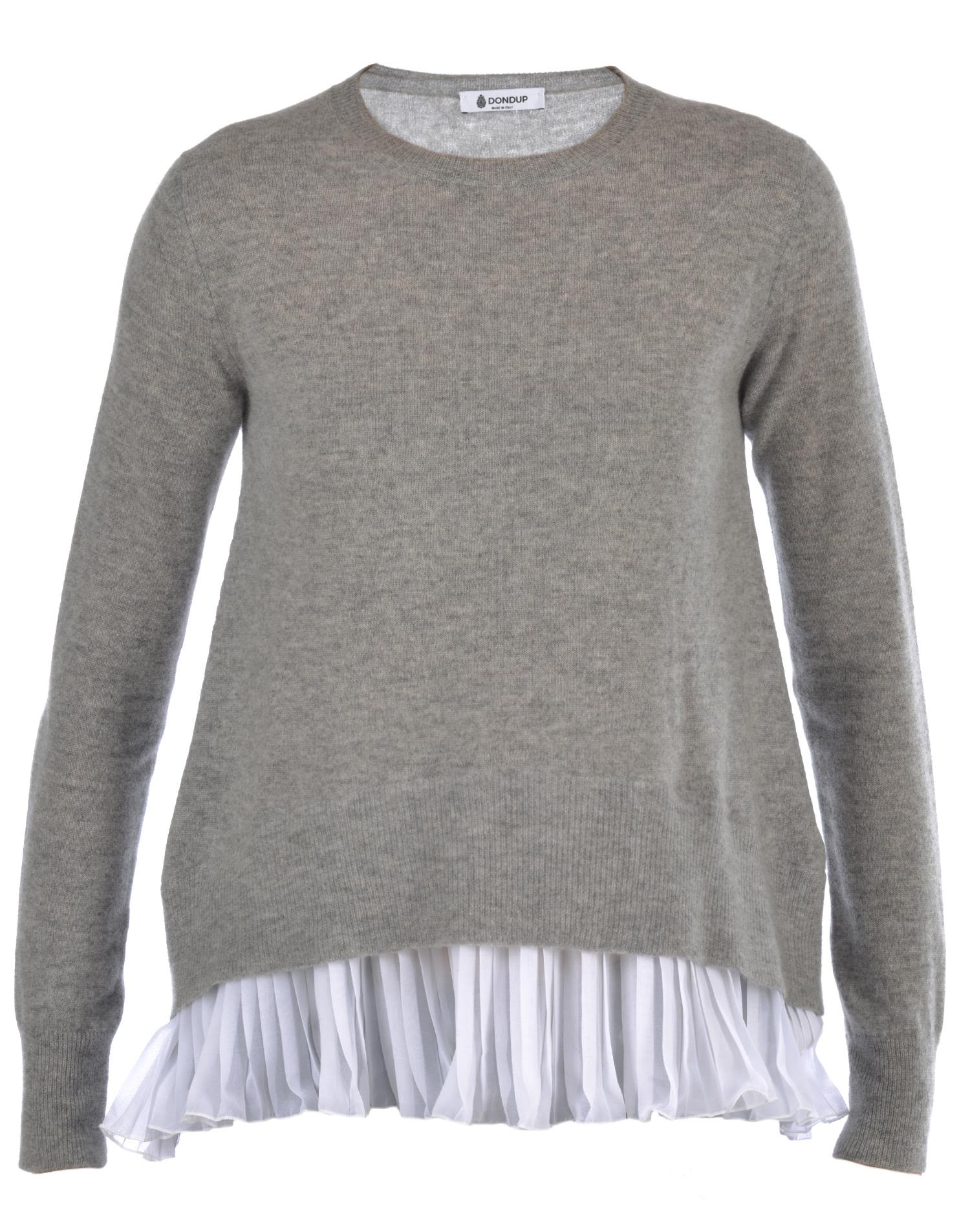 Dondup Wool And Cashmere Sweater