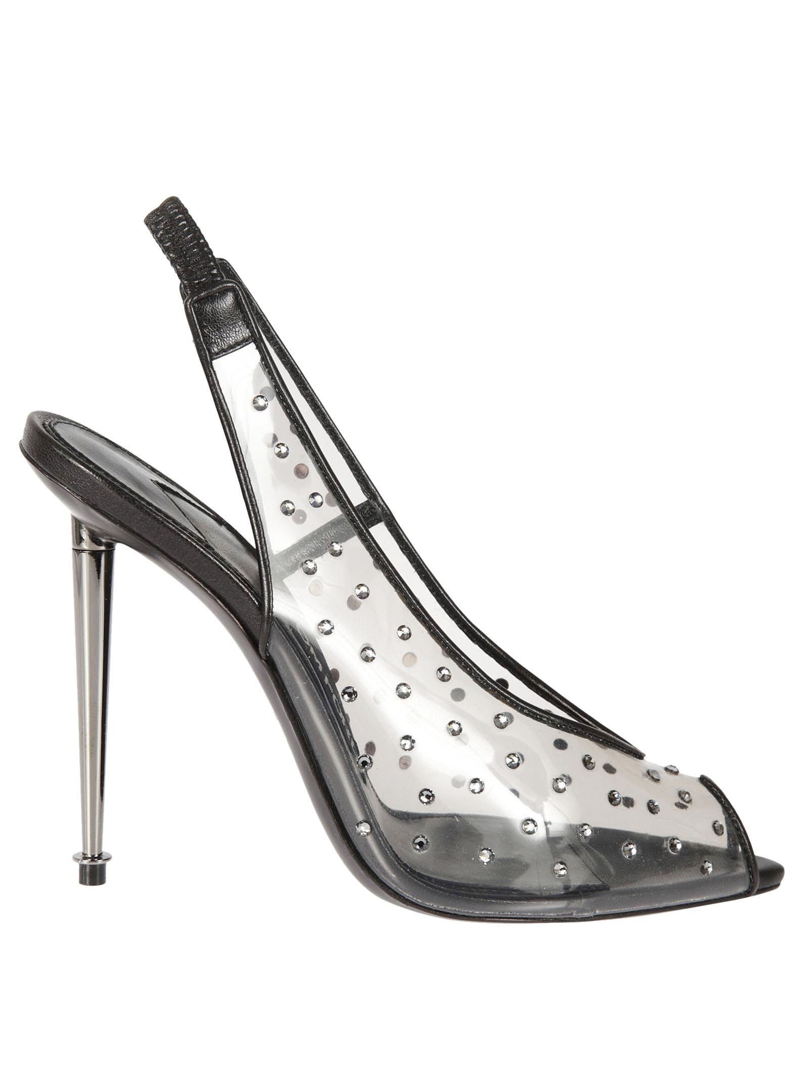 Tom Ford Studded Mary Jane Pumps