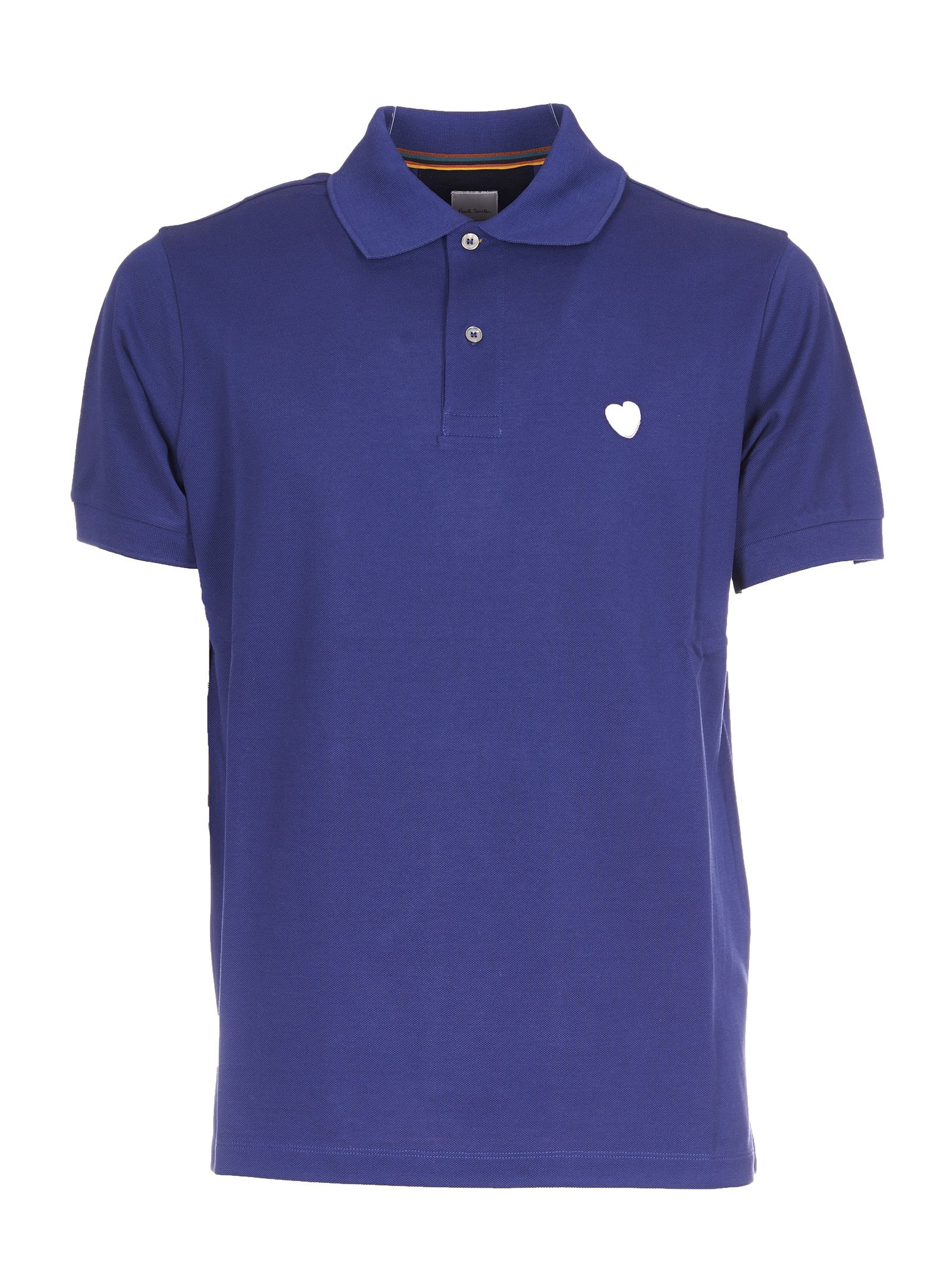 Paul Smith Embroidered Polo Shirt