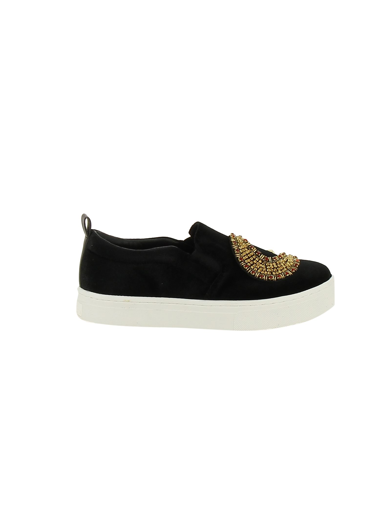Sam Edelman Embellished Slip On Sneakers